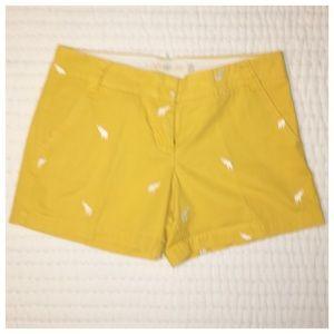J. Crew Elephant Shorts